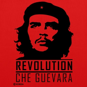 Che Guevara Revolution Flex 2 Tote Bag - EarthPositive Tote Bag