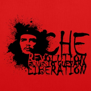 Che Guevara Revolution Liberation Tote Bag - EarthPositive Tote Bag