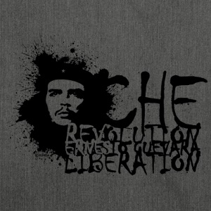 Che Guevara Revolution Liberation Tote Bag - Shoulder Bag made from recycled material