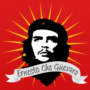 Ernesto Che Guevara Tote Bag - EarthPositive Tote Bag