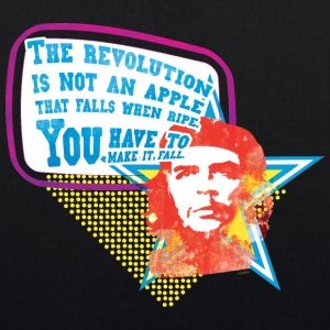 Che Guevara Tote Bag The Revolution is not an App - Sac en tissu biologique