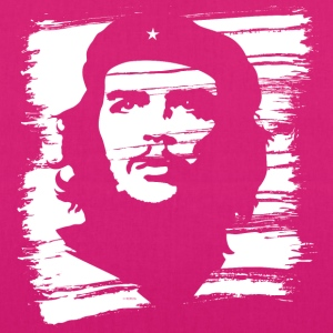 Che Guevara Tote Bag Painted - EarthPositive Tote Bag