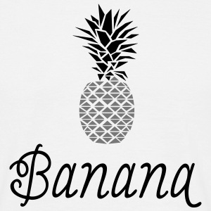 This Is Not A Banana T-Shirts - Männer T-Shirt