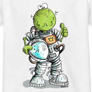 Der Astronaut Frosch T-Shirts - Teenager T-Shirt