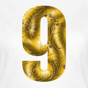 number nine T-Shirts - Frauen T-Shirt