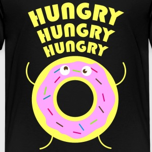 hungry Shirts - Kinderen Premium T-shirt