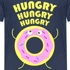 hungry T-Shirts - Kinder Premium T-Shirt