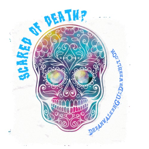 Scared of death? skull