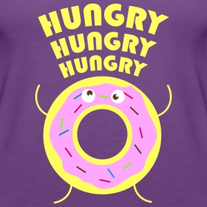 hungry Tops - Women's Premium Tank Top