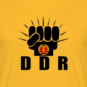DDR Power T-Shirts - Männer T-Shirt
