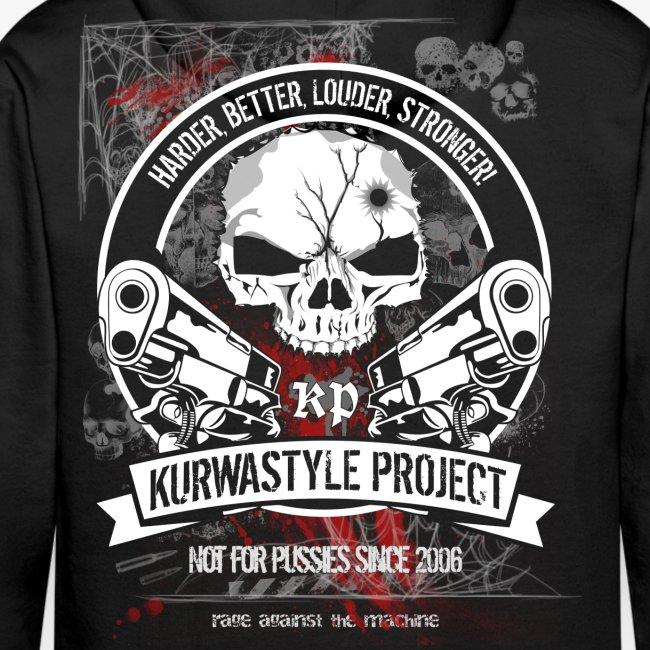 Kurwastyle Project 2016 Hoodie