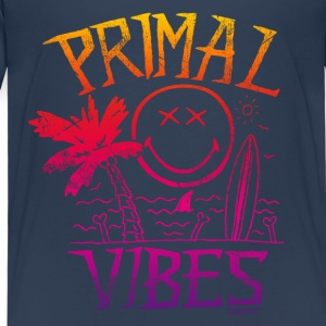 Smiley World Primal Vibes Kinder T-Shirt - Kinder Premium T-Shirt
