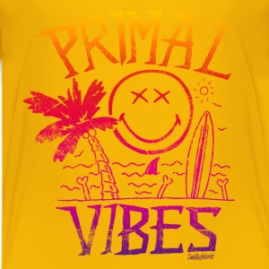 SmileyWorld 'Primal Vibes' teenager t-shirt - Teenager premium T-shirt