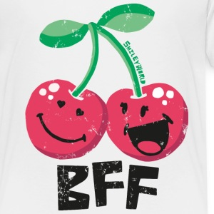 Smiley World BFF Cherries Kinder T-Shirt - Kinder Premium T-Shirt