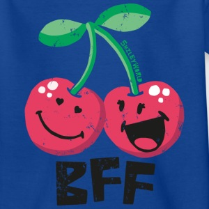 SmileyWorld 'BFF Cherries' kids t-shirt - Kids' T-Shirt