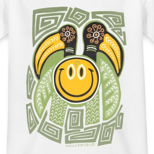 SmileyWorld 'Tiki Surf' kids t-shirt - T-shirt barn
