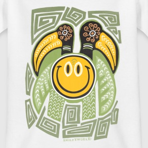 SmileyWorld 'Tiki Surf' teenager t-shirt - T-shirt tonåring