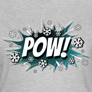 POW! T-Shirt - Frauen T-Shirt