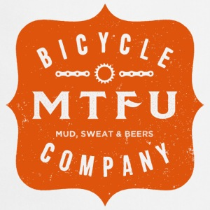 MTFU Bicycle Co. - Apron - Cooking Apron