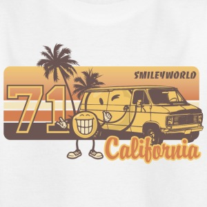 SmileyWorld 'California' kids t-shirt - T-shirt barn