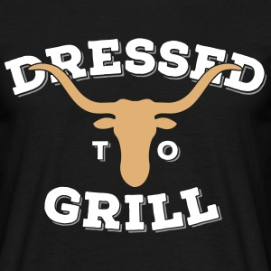 Dressed to Grill 3C T-Shirts - Männer T-Shirt