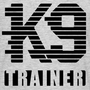 K9 -Trainer - Men's T-Shirt