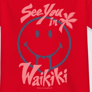 Smiley World 'See you in Waikiki' Teenager T-Shirt - Teenager T-Shirt