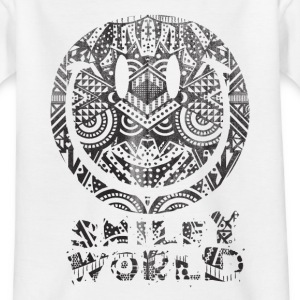 Smiley World Tiki Surf Kinder T-Shirt - Kinder T-Shirt