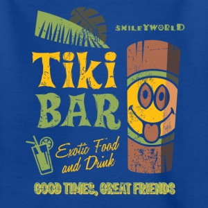 SmileyWorld 'Tiki Bar' kids t-shirt - Kids' T-Shirt