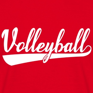 Volleyball Swash T-Shirts - Men's T-Shirt