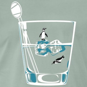 Men's Penguin Tee  - Men's Premium T-Shirt
