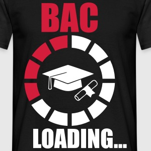 bac loading Tee shirts - T-shirt Homme
