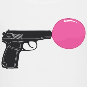 Bubble gun T-shirts - Børne premium T-shirt