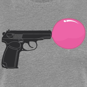 Bubble gun T-Shirts - Women's Premium T-Shirt