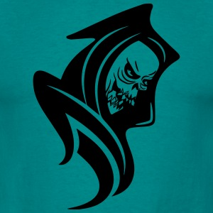 Death hoody T-shirts - Mannen T-shirt