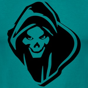 Death hooded kwaad griezelig T-shirts - Mannen T-shirt