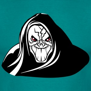 Death hooded evil grusel T-Shirts - Men's T-Shirt