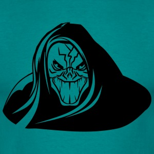 Death hooded kwaad Grusel T-shirts - Mannen T-shirt