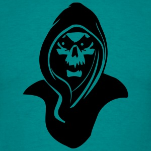 Death hood T-shirts - Mannen T-shirt