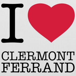 I LOVE CLERMONT-FERRAND - Tote Bag