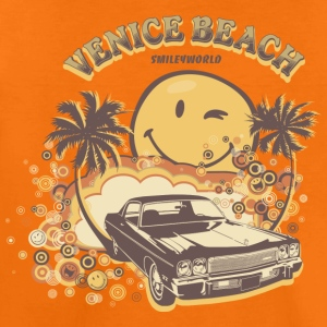 Smiley World 'Venice Beach' Kinder T-Shirt - Kinder Premium T-Shirt