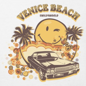 SmileyWorld 'Venice Beach' kids t-shirt - Ekologisk T-shirt barn