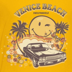 SmileyWorld 'Venice Beach' teenager t-shirt - Premium-T-shirt tonåring