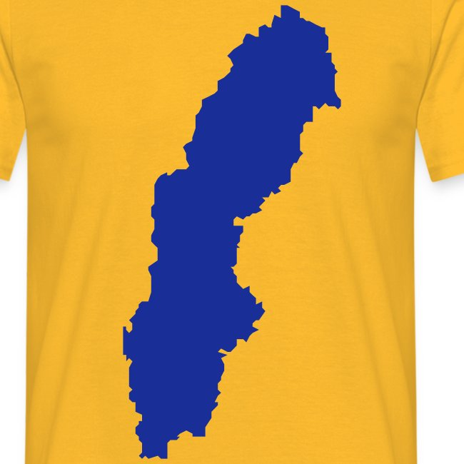 Fan Shirt Sweden