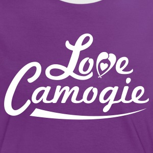Love Camogie Ladies T-Shirt (LADIES) - Women's Ringer T-Shirt