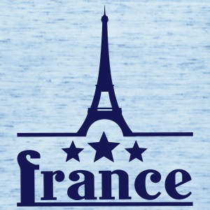 France eiffelturm Tops - Frauen Tank Top von Bella