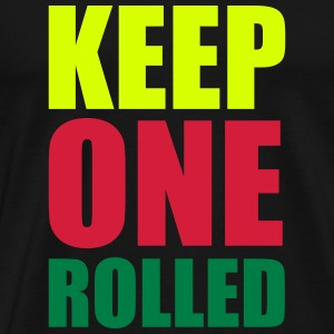 Cannabis - Reggae - Music - Weed - Marijuana - Fun T-Shirts - Men's Premium T-Shirt