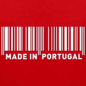 MADE IN PORTUGAL Sportsklær - Premium singlet for menn