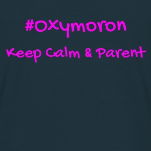 Oxymoron - Parent - Men's T-Shirt