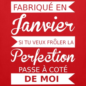 Fabriqué en janvier Bags & Backpacks - Tote Bag